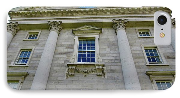 Downtown Dublin 5 IPhone Case