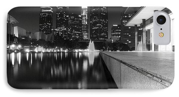 Downtown Los Angeles 26 IPhone Case