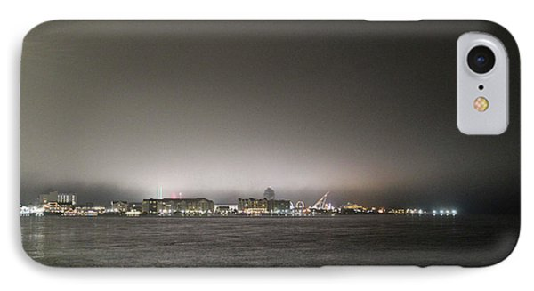 Downtown Oc Skyline IPhone Case