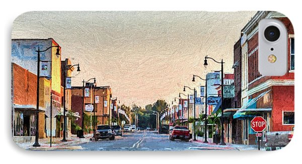 Downtown Paragould IPhone Case