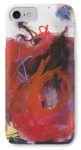 IPhone Case featuring the painting Dr. Repellent by Robert Joyner