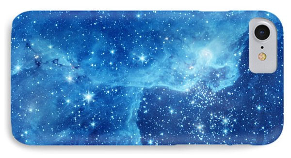 Dr22 In The Cygnus Region Of The Sky IPhone Case by American School