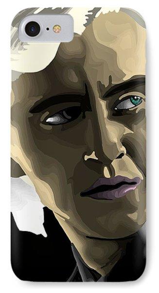 Draco Phone Case by Lisa Leeman