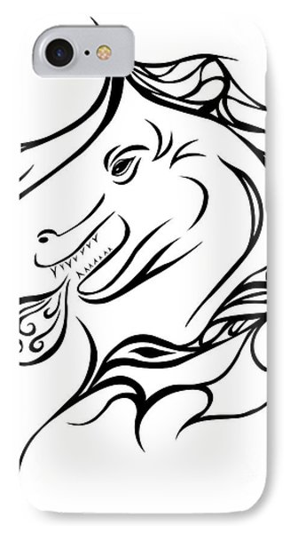 Dragon IPhone Case by Jamie Lynn
