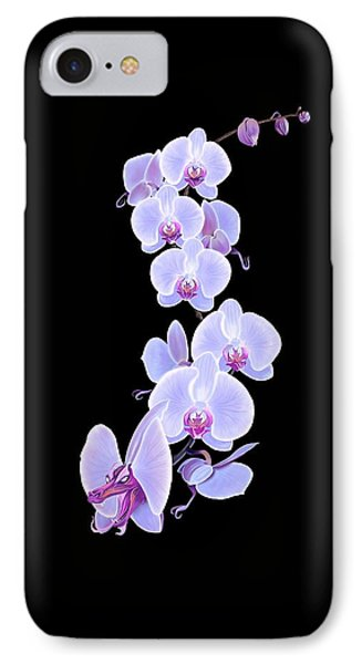 Dragon Orchid IPhone Case