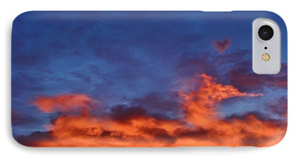 IPhone Case featuring the photograph Dragon Sunrise by Diane Alexander