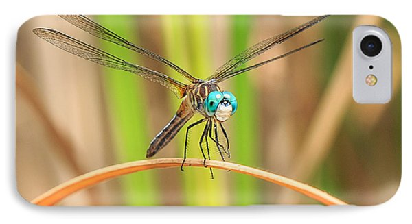 Dragonfly Phone Case by Everet Regal