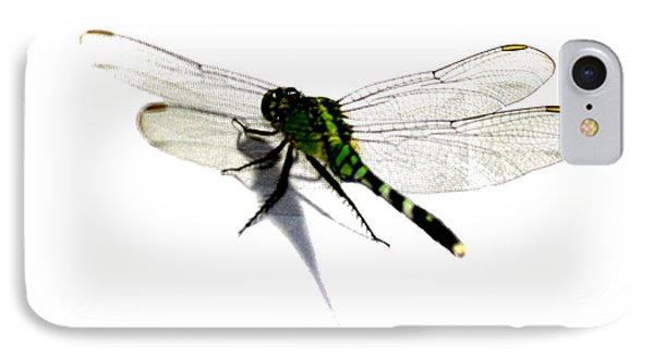 Dragonfly IPhone Case by Tbone Oliver