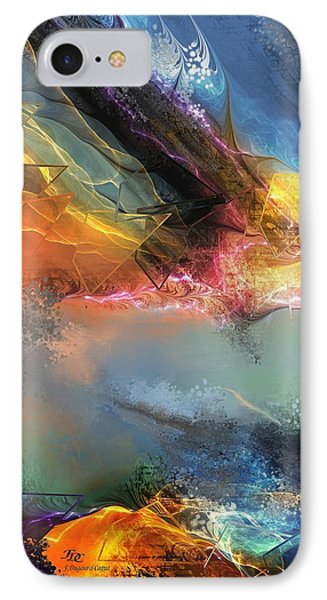 Dragon's Falls IPhone Case