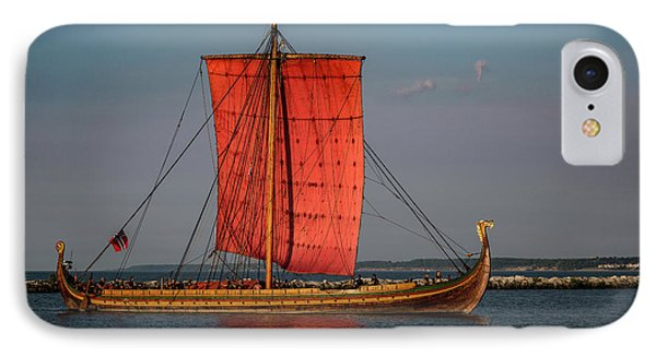 Draken Harald Harfagre IPhone Case by Dale Kincaid