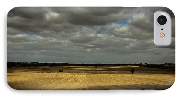 Dramatic Farmland IPhone Case