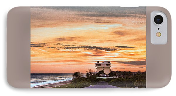 Dramatic Sunset IPhone Case