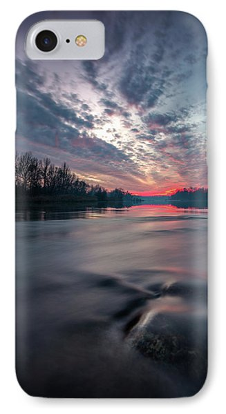 IPhone Case featuring the photograph Drava by Davorin Mance