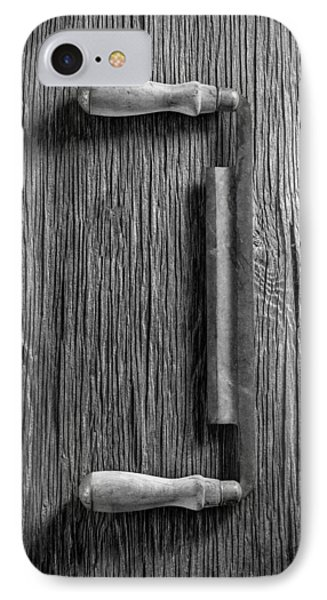 Draw Knife IPhone Case by YoPedro