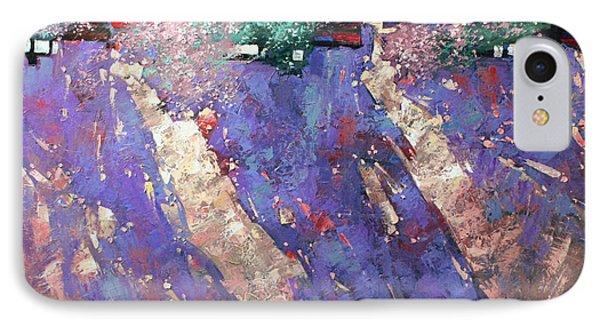 IPhone Case featuring the painting Drawn Sun. by Anastasija Kraineva