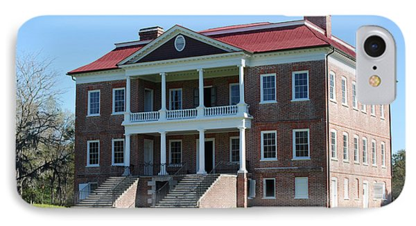 Drayton Hall IPhone Case