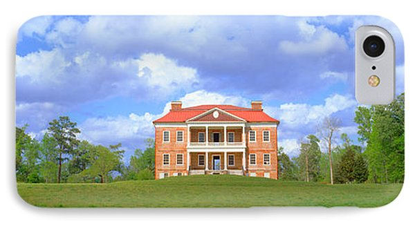 Drayton Hall, Historic Plantation IPhone Case by Panoramic Images