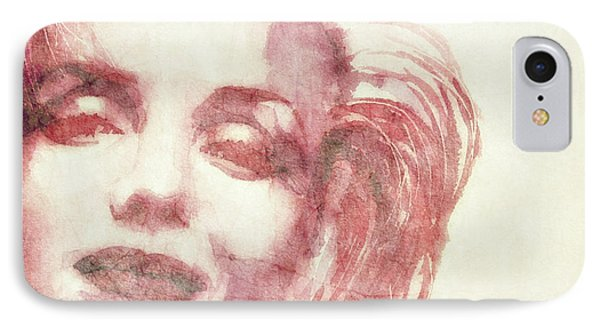Dream A Little Dream Of Me IPhone Case by Paul Lovering