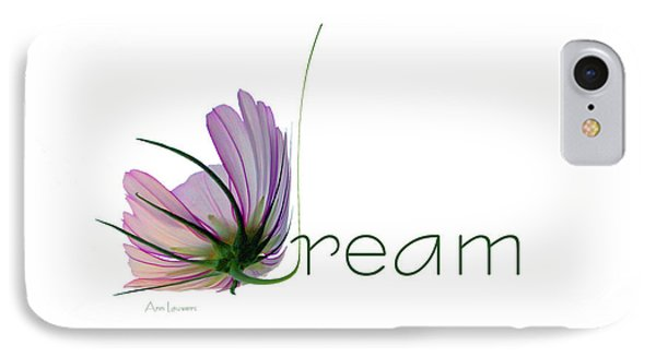 IPhone Case featuring the digital art Dream by Ann Lauwers