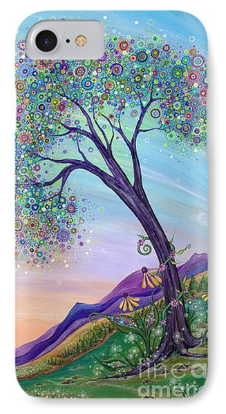 IPhone Case featuring the painting Dream Big by Tanielle Childers