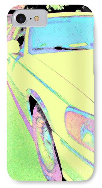 Dream Car IPhone Case by Lali Kacharava