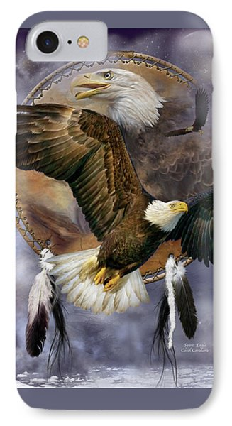 Dream Catcher - Spirit Eagle IPhone 7 Case