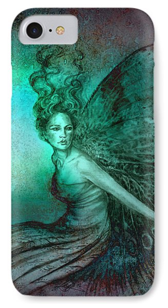 IPhone Case featuring the painting Dream Fairy by Ragen Mendenhall