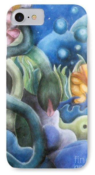 Dream Fish IPhone Case