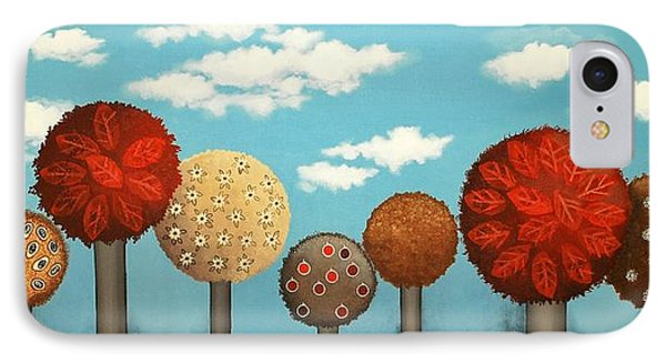 Dream Grove Phone Case by Graciela Bello