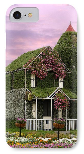 Dream House IPhone Case by Art Spectrum