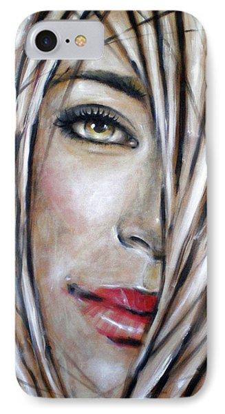 Dream In Amber 120809 Phone Case by Selena Boron
