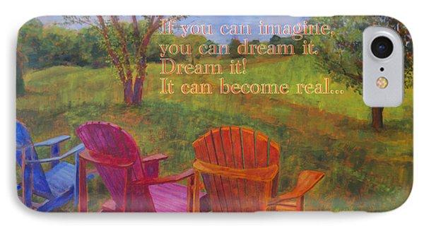 Dream It IPhone Case by Arthur Witulski