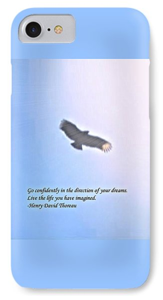 Dream IPhone Case by John Feiser