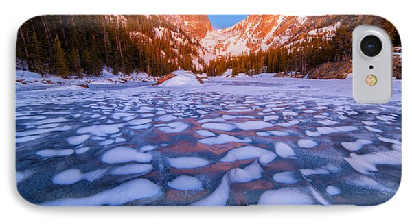 Dream Lake Dimples IPhone Case