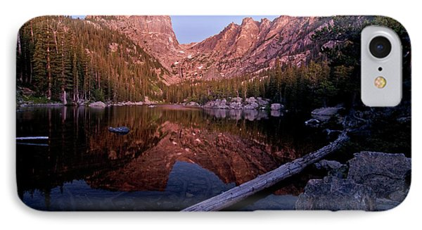 IPhone Case featuring the photograph Dream Lake by Gary Lengyel