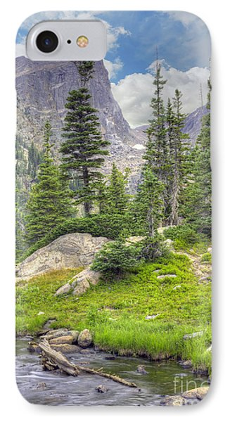Dream Lake IPhone Case by Juli Scalzi