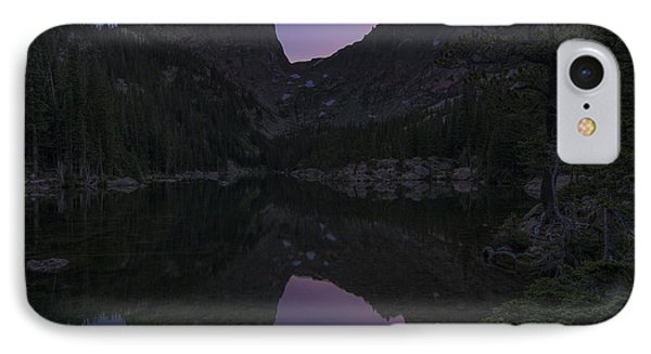 IPhone 7 Case featuring the photograph Dream Lake Reflections by Gary Lengyel