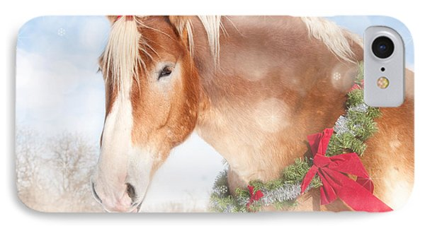 Dream Of A Gift Horse IPhone Case