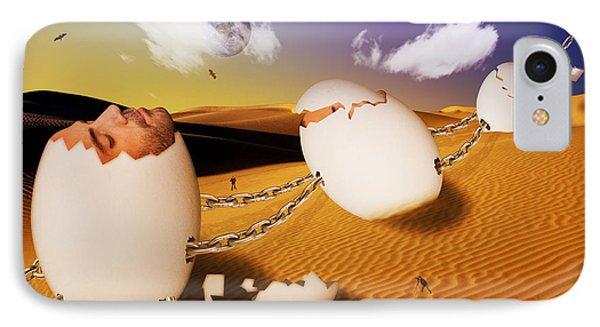 Dream Of Desert  IPhone Case