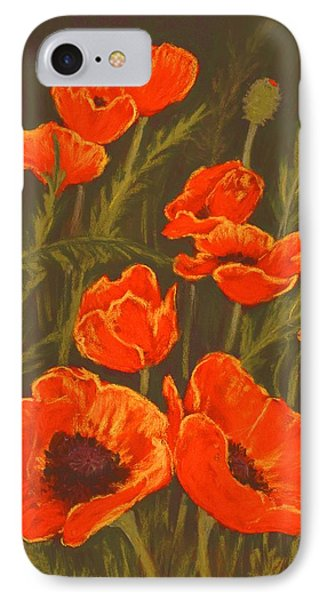 Dream Of Poppies IPhone Case