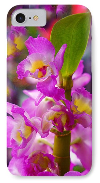 IPhone Case featuring the photograph Dream Of Spring by Byron Varvarigos