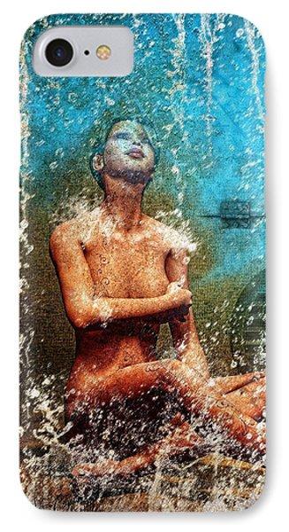 Dream Of Water Phone Case by Bob Orsillo