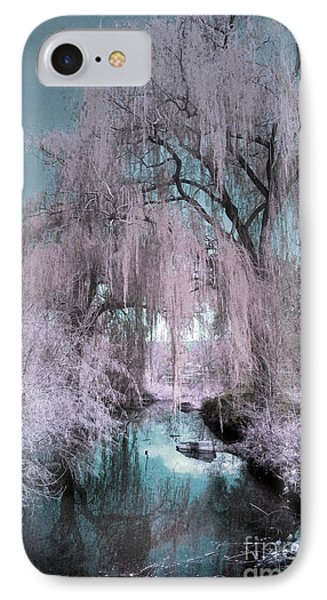 Dream Willows IPhone Case by Tara Turner