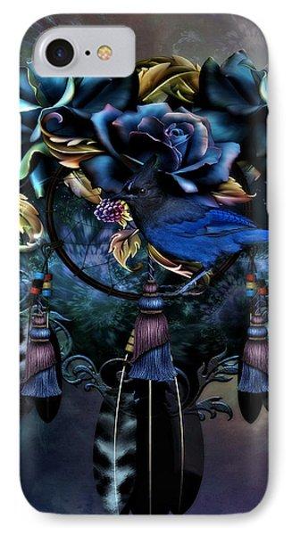 Dreamcatcher Blues 02 IPhone Case
