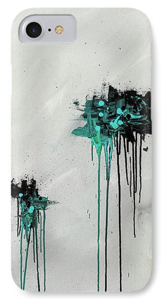IPhone Case featuring the painting Dreamers by Carmen Guedez
