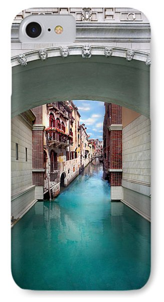Dreaming Of Venice IPhone Case