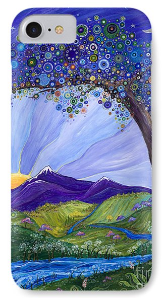 Dreaming Tree Phone Case by Tanielle Childers