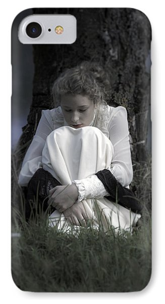 Dreaming Under A Tree IPhone Case by Joana Kruse