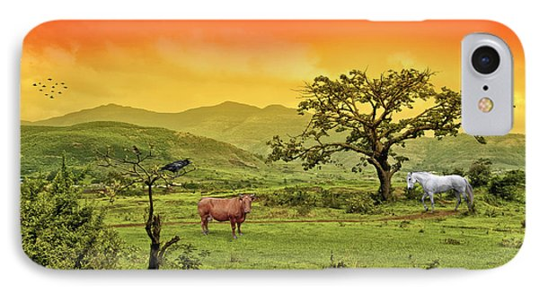 IPhone Case featuring the photograph Dreamland by Charuhas Images