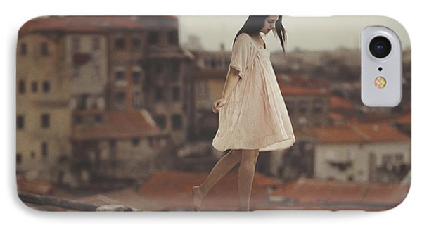 Dreams In Old Porto IPhone Case by Anka Zhuravleva